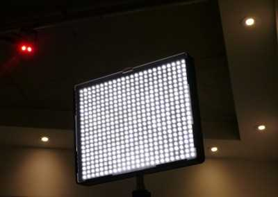 Mobile LED panels