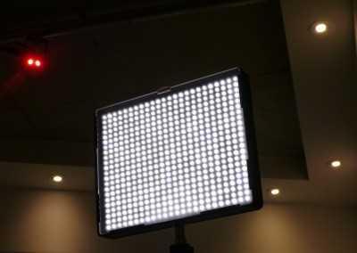 Mobile LED panels