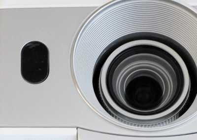Overhead LED projector. 3000 lumens