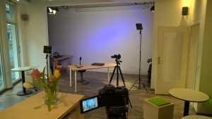 Another studio setup.