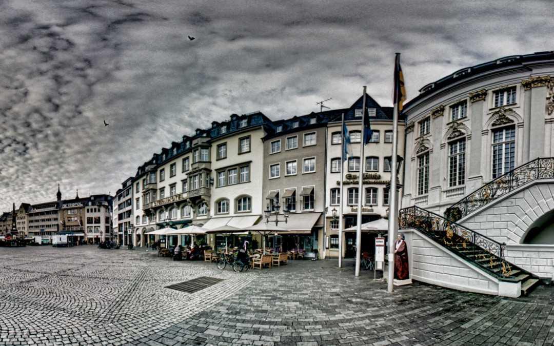 360 photos in Bonn with the Iris360