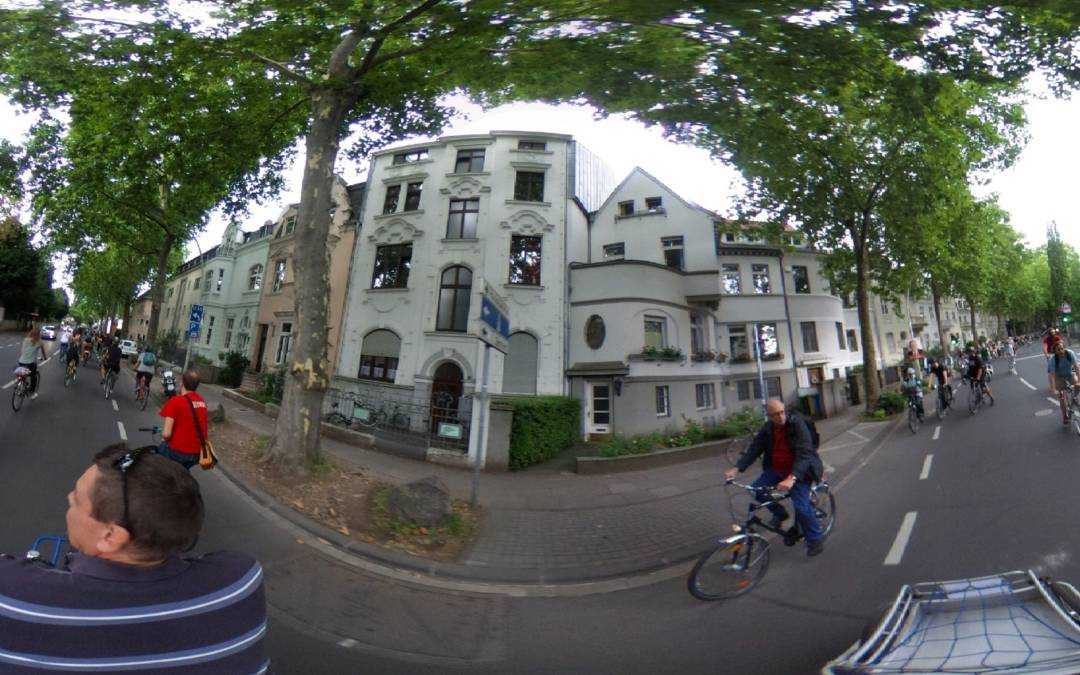 Bonn 360 Video – Our testing with Critical Mass